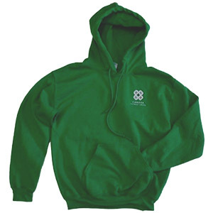 0029 Pc 9 Hoodie Green New