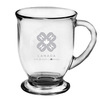 0023 Pc 28 Glass Mug